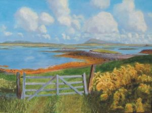 North Uist Painting