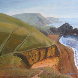 Swyre Head in Dorset