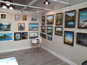 a View of my Shop in Arundel