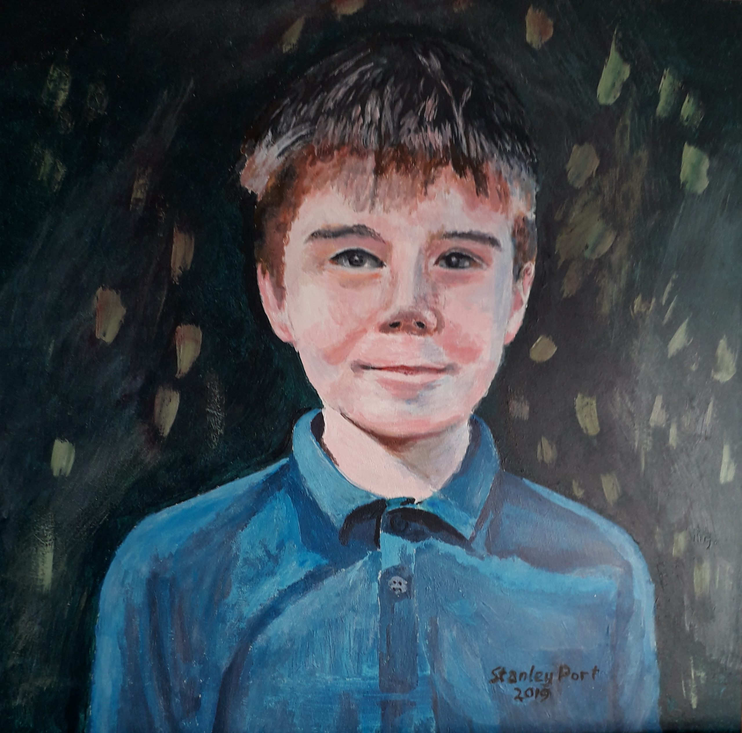 Commissions for Portraits